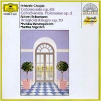 Chopin & Schumann   Música para Violoncelo e Piano