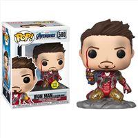 Funko Pop! Avengers Endgame: I Am Iron Man - Glows in the Dark - 580