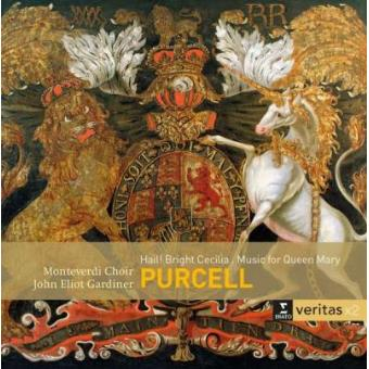 Purcell: Hail! Bright Cecilia & Music for Queen Mary - 2CD