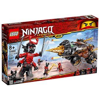 LEGO NINJAGO 70669 A Perfuradora de Terra do Cole