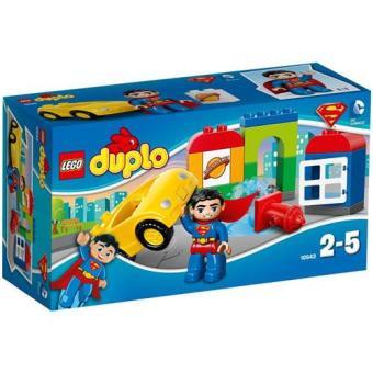 Superman™ em Missão de Resgate (LEGO DUPLO Super Heroes DC Comics 10543)