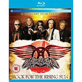 Rock for The Rising Sun - Blu-ray