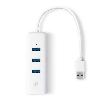 Adaptador USB TP-Link para RJ45 + 3x USB 3.0