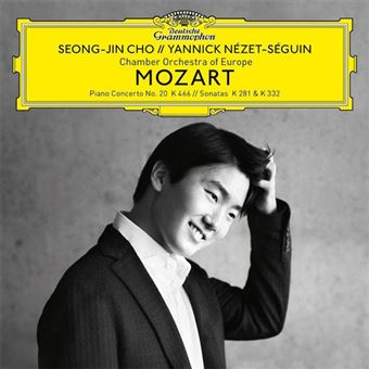 Mozart: piano concerto N.20 - CD