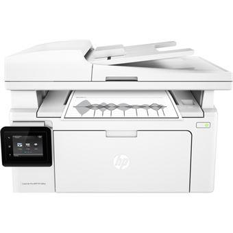 Impressora Multifunções HP M130fw Wi-Fi Branco