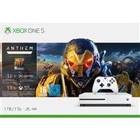 Consola Xbox One S - 1TB - Branco + Anthem: Legion of Dawn Edition