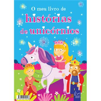 O Meu Livro de Histórias de Unicórnio
