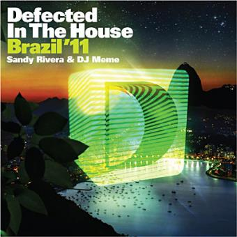 Defected In The House Brazil'11 (2CD)