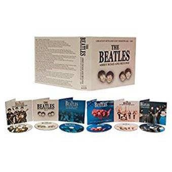 Abbey Road and Beyond: Greatest Hits and Lost Sessions 1962 - 1966 (5CD+DVD)