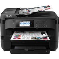 Impressora Multifunções Epson WorkForce Pro WF-7720DTWF - A3