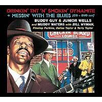 Drinkin tnt n smokin dynamite(cd+dv