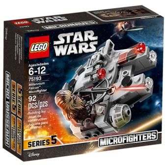 LEGO Star Wars 75193 Microfighter Millennium Falcon