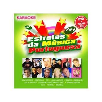 Estrelas da Música Portuguesa (Edição Especial DVD+CD)