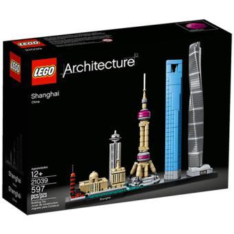 LEGO Architecture 21039 Xangai