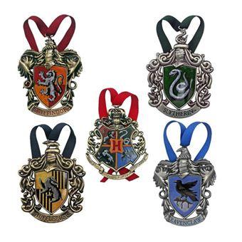 Enfeites de Natal Harry Potter: Hogwarts