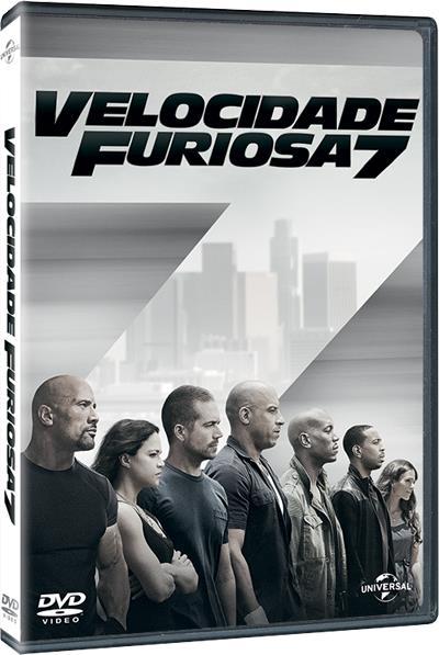 Velocidade Furiosa 7 Trailer
