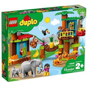 LEGO DUPLO Town 10906 Ilha Tropical
