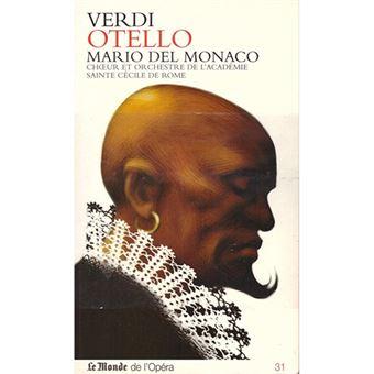 Verdi - Otello - Mario Del Monaco - Book + 2CD