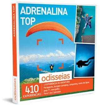 Odisseias 2020 - Adrenalina Top
