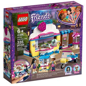 LEGO Friends 41366 Café de Cupcakes da Olivia