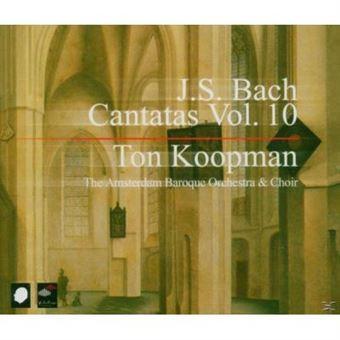 Complete Cantatas Volume 10 - CD