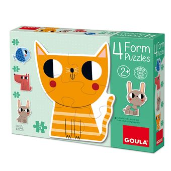 4 Form Puzzles