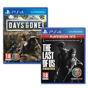 Days Gone + The Last of Us: Playstation Hits - PS4