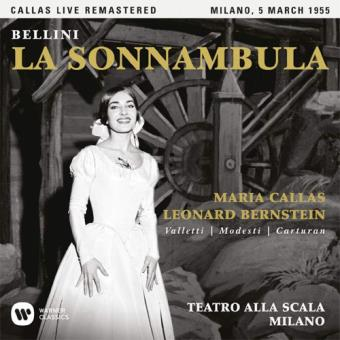 Bellini: La Sonnambula - CD