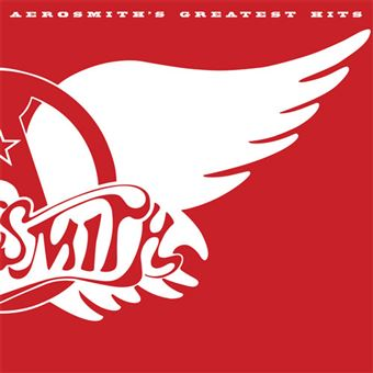 Aerosmith's Greatest Hits - LP 12''