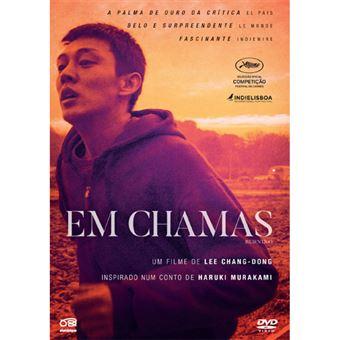 Em Chamas - Burning - DVD