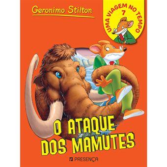Uma Viagem no Tempo - Livro 7: O Ataque dos Mamutes