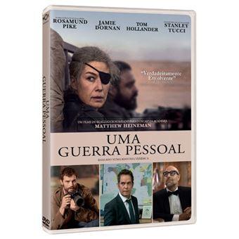 Uma Guerra Pessoal - DVD