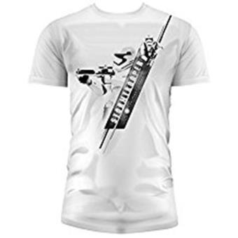 T-Shirt-Star Wars-Troper Blaster-XL