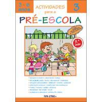 Actividades para a Pré-Escola 3