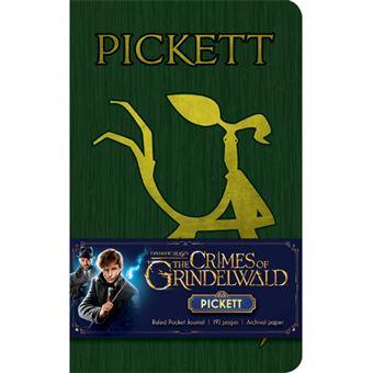 Caderno Pautado Fantastic Beasts: The Crimes of Grindelwald - Pickett Bolso