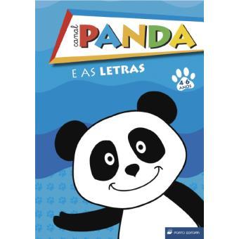 Panda e as Letras - 4-6 Anos