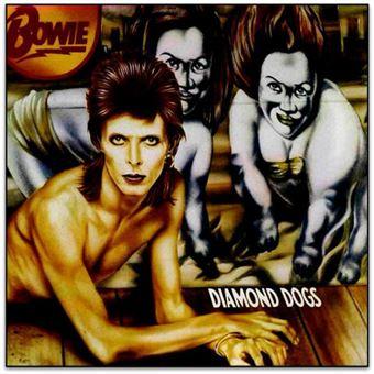 Diamond Dogs  - LP Red Vinil