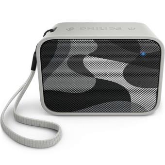Philips Coluna Wireless PixelPop BT110 (Cinzento)