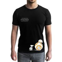 T-Shirt Star Wars: Droids - Tamanho M