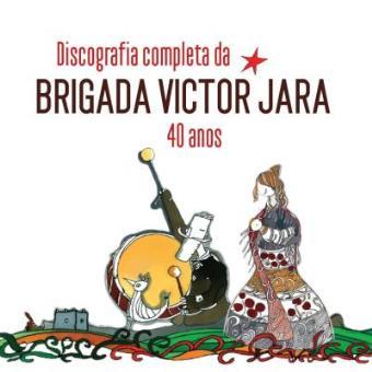 Ó Brigada! Discografia Completa 40 Anos (10CD)