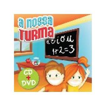 A Nossa Turma (CD + DVD)