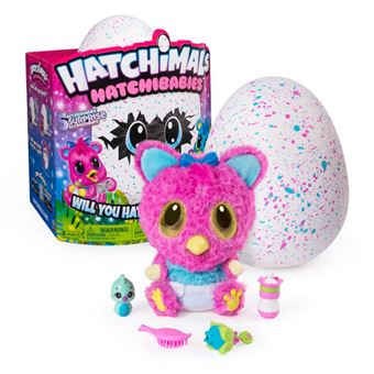 Hatchimals Babies Cheetree - Concentra - Envio Aleatório
