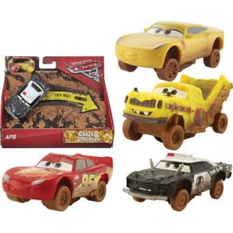 Disney Cars 3 Choque - Mattel - Envio Aleatório