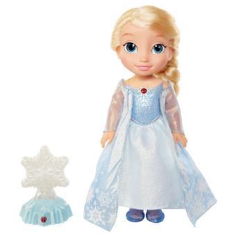 Frozen: Elsa com Luzes Mágicas -| Concentra