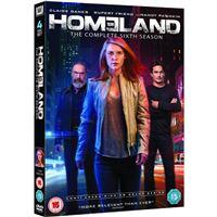 Homeland - Season 6 - 4DVD Importação