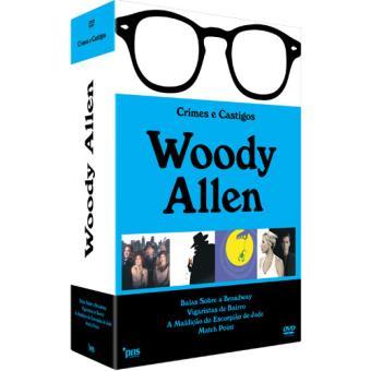 Pack Woody Allen: Crimes e Castigos (4 DVD)