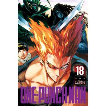 One-punch man 18