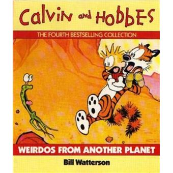 Weirdos from Another Planet - Book 6
