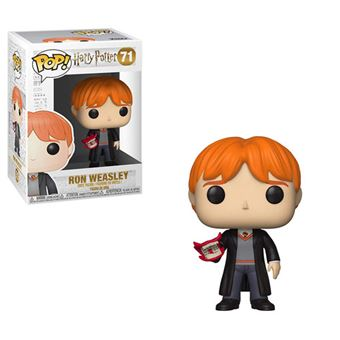 Funko Pop! Harry Potter: Ron with Howler - 71