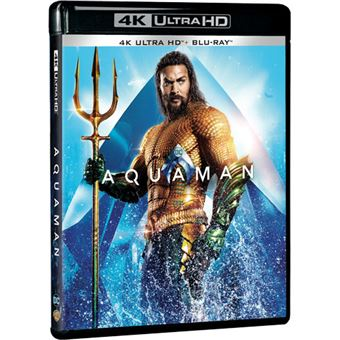Aquaman - 4K Ultra HD + Blu-ray